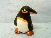 Pinguino ceramica
